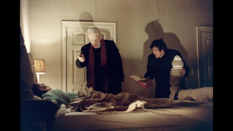 ИЗГОНЯЮЩИЙ ДЬЯВОЛА (1973) - ужасы. Уильям Фридкин