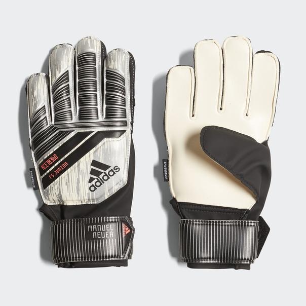 Вратарские перчатки Predator Fingersave Junior Manuel Neuer