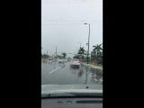 Сезон дождей в Майами объявляю открытым.