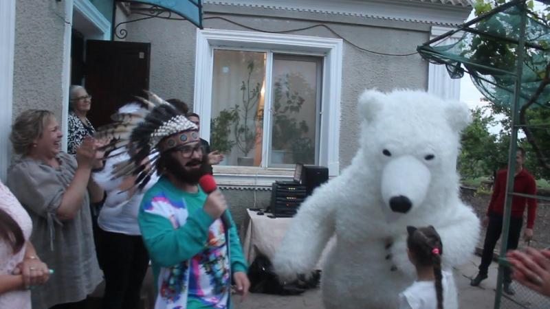 Дзидзьо и белый медведь! Тел. для заказов - 067 915 58 85, 095 214 29 96.