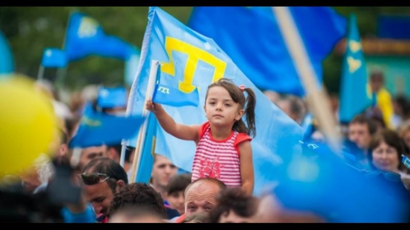 Торопитесь принять участие в флешмобе ко дню крымскотатарского флага!