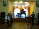 Серебряные призеры Областного конкурса исполнителей на клавишном синтезаторе СИНТЕЗАТОР