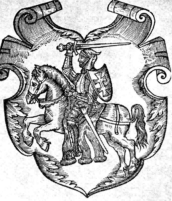 Погоня -- герб Великого княжества Литовского