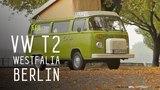 VW T2 WESTFALIA BERLIN - Большой тест-драйв