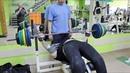 Жим лёжа 185 кг в софт экипировке
