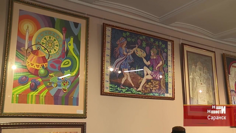 Детская школа искусств празднует 40-летний юбилей (ТелеСеть Мордовии)