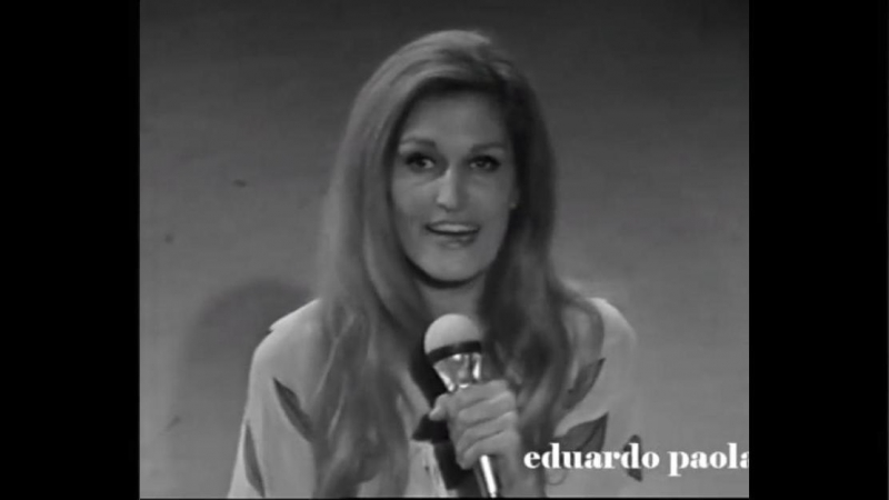 Dalida - Gigi l'amoroso / 14-03-1975 Adesso musica