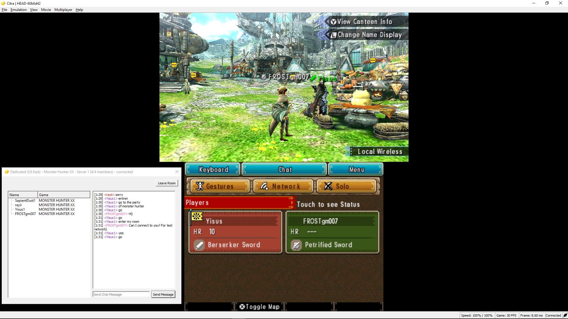 Руководство [обновлено 23 05 18] Monster hunter XX (Сетевая игра на