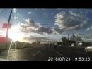 Смертельное ДТП с шестилетним пешеходом у ТРК «Алмаз» попало на видео