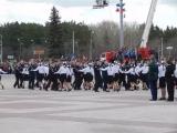 9 мая 2018 г на площади г.Камеснк-Уральский