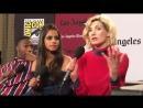 Джоди Уиттакер описывает момент, когда её тронуло, что она изменила историю став первой женской версией Доктора Кто