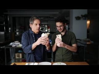 Рецепт шаурмы от актера Бена Стилера (Homemade Chicken Shawarma As Made By Ben Stiller and Ahmed Badr)