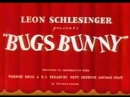 Bugs Bunny WWII Short - Any Bonds Today (1942).