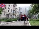 Марьинка 12 июля 2014 Видеорепортаж артобстрел жилых кварталов Марьинка