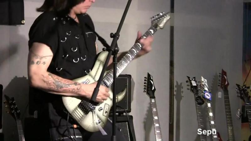Michael Angelo Batio - Tribute to Pantera - Live in Lugano, Switzerland 02.10.2010
