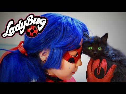ЛЕДИБАГ ВЛЮБИЛАСЬ в СУПЕР-КОТА ❤️! НО им НЕ БЫТЬ ВМЕСТЕ 💔! ЭТО КОНЕЦ! LadyBug Miraculous Cat Noir