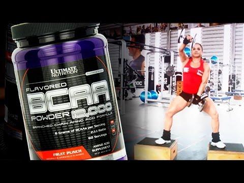 BCAA 12000: Recuperación muscular inmediata
