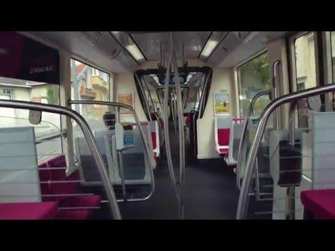 Nouvel aménagement intérieur - Bombardier TVR 1