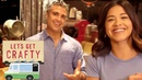 Let's Get Crafty On the Set of 'Jane the Virgin' with Gina Rodriguez and Jaime Camil