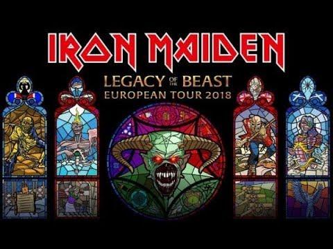 Поездка на Iron Maiden Volt Festival 2018 Sopron Hungary