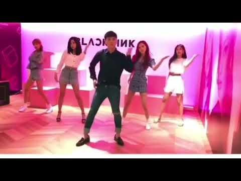 BLACKPINK 🤣😲Lisa Baila Red Velvet y Twice😍Nuevo integrante?🤣😲Jisoo reacción WOW💓 FIGTHING 👍💓