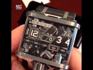 Красивые механизмы часов. Очень красиво