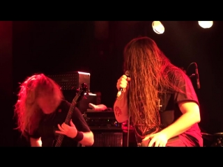 Cannibal Corpse - Scourge of Iron LIVE