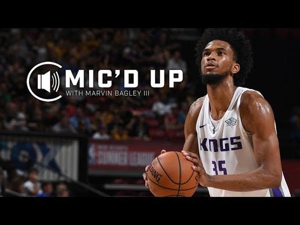 Mic'd Up: Marvin Bagley III vs Deandre Ayton