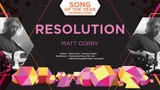 2014 APRA Song of the Year - Matt Corby - Resolution