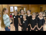 Тин-клуб в гостях у Образцового хореографического ансамбля