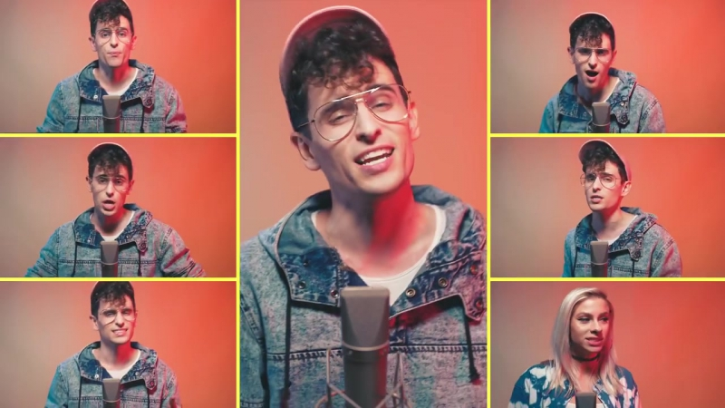 Taylor Swift End Game ft Ed Sheeran Future Andie Case Mike Tompkins Cover
