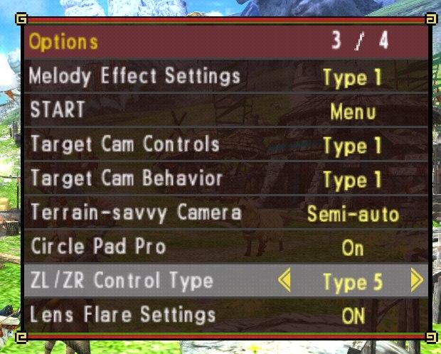 Игра на эмуляторе Citra [MHXX] ZYUY-Ns2-04