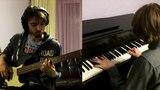 Gloria's step (Scott LaFaro) - Piano & bass cover