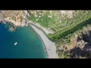 CRETE KRETA, Greece Beautiful Beaches Aerial Drone 4K by thedronebook