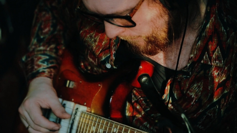 Synth Mood Guitar URAL 1977 USSR электрогитара Урал Илья Драгунов