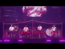 Opening Drum Collaboration (tv ver) @ 2017 FNC KINGDOM IN JAPAN (MIDNIGHT CIRCUS)