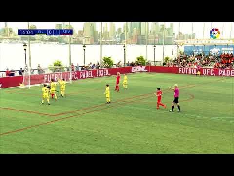 Liga Promises Internacional Final Consolación Villarreal CF - Sevilla FC