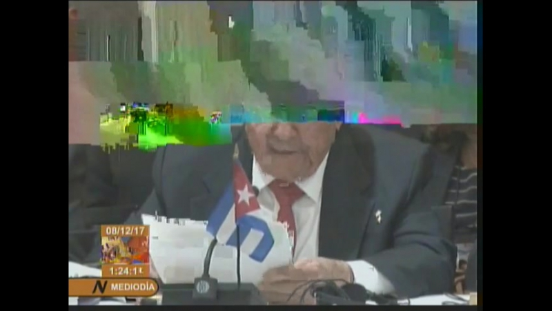 Interviene Raúl Castro en la VI Cumbre Caricom Cuba