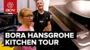 Inside The Bora-Hansgrohe Kitchen Truck | Giro d'Italia 2018