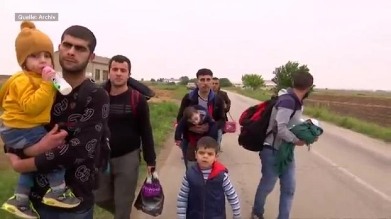 Migration- Schlepper-Fahnder berichtet über angespannte Lage auf dem Balkan
