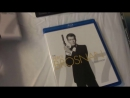 Daniel Craig James Bond Steelbook Collection  Limited Edition - Blu Ray Unboxing Review