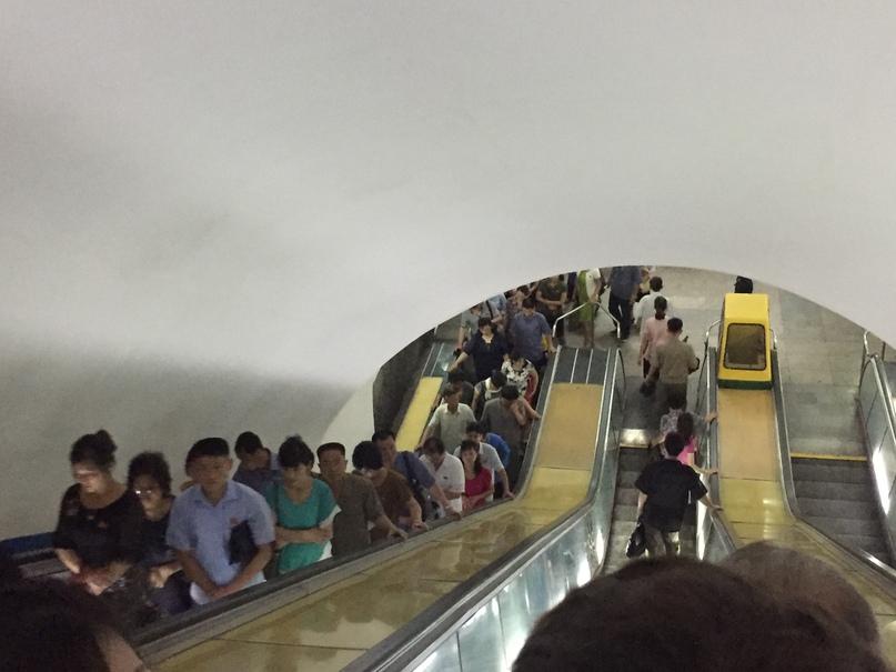 Пхеньянское метро