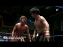 Kento Miyahara vs. Naomichi Marufuji (AJPW - Champion Carnival 2018 - Day 15)