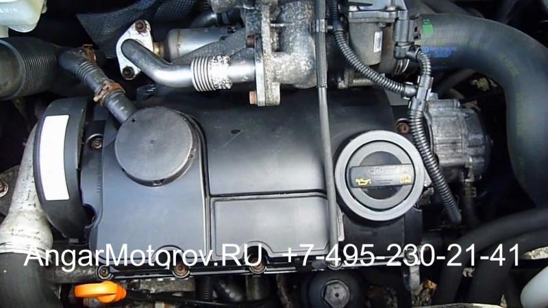 Купить Двигатель Volkswagen Transporter 1.9 TDI BRR Двигатель Транспортер 1.9 2006-2009 Наличие