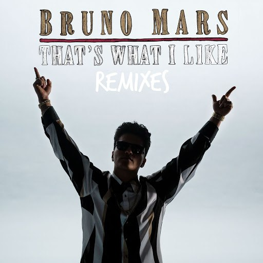 Bruno Mars альбом That's What I Like (BLVK JVCK Remix)