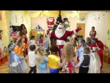 Новый год, Детский сад.