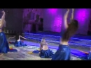 Joumana Dance Show Silk Madness Fan veil dance 20844