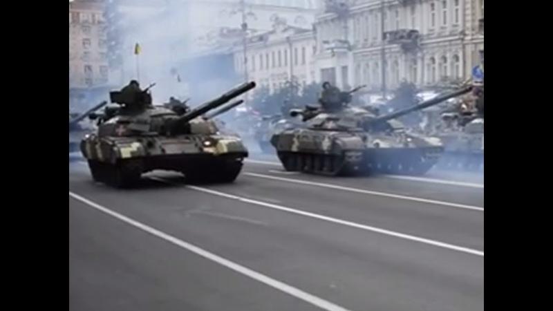 Армия Украины готовит госпереворот