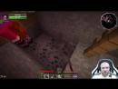 ч.04 Дружелюбный скелет и атака кровожадных Червей!! - Выживание в диком мире (