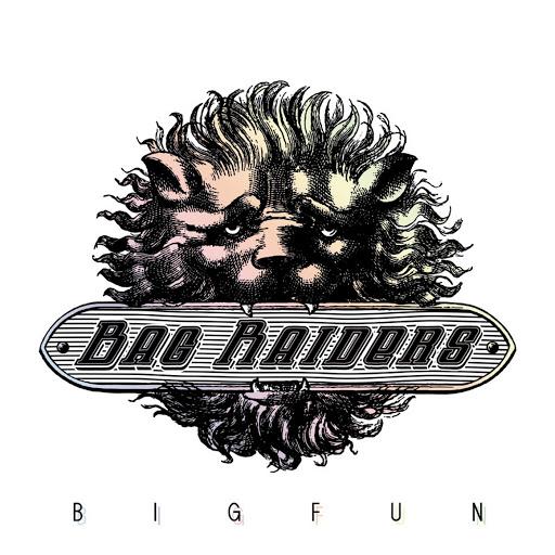 Bag Raiders альбом Big Fun